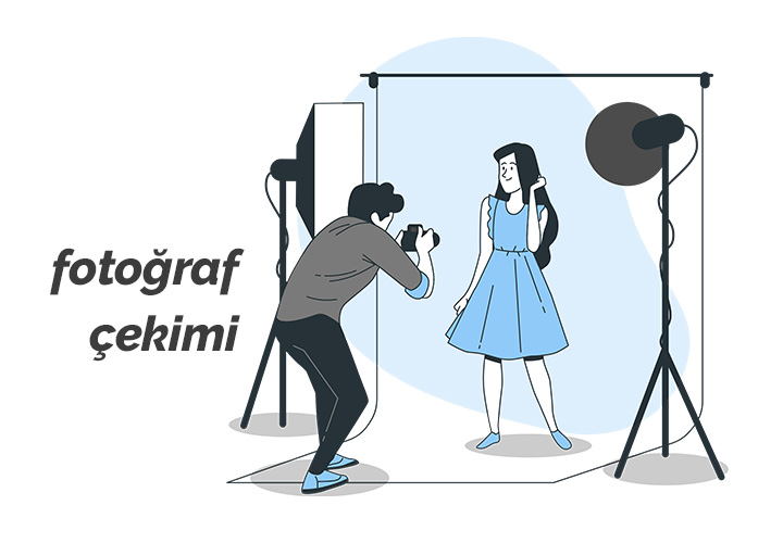 Fotograf Çekimi